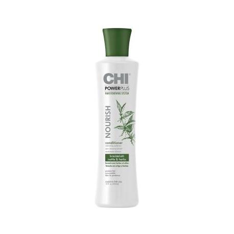 CHI Power Plus Maitinantis plaukus kondicionierius 355 ml