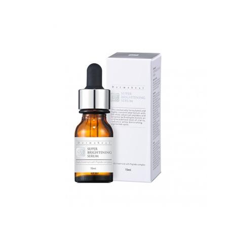 DERMAHEAL šviesinantis serumas veidui, 15 ml
