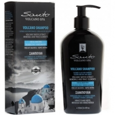 VOLCANO šampūnas sausiems, dažytiems ir pažeistiems plaukams, 250 ml