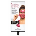 Veido kaukė Iroha Talisman Collection Peel-off Mask Pink Pore Minimizer nuplėšiama, 4 kartams