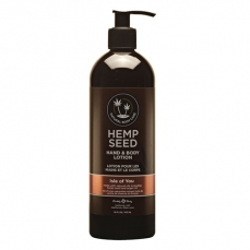 Hemp Seed rankų ir kūno pienelis Isle Of You 237ml.