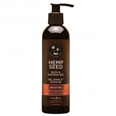 Hemp Seed kūno prausiklis Isle Of You, 237 ml.