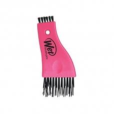 WETBRUSH BRUSH CLEANER plaukų šepečio valymo šepetėlis rožinis