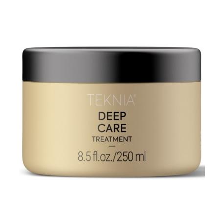 Atstatomoji kaukė plaukams Lakme Teknia Deep Care Treatment sausiems ir lūžinėjantiems plaukams, 250 ml