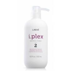 Atstatomoji priemonė nualintiems ir dažytiems plaukams iplex Keratech I.Power 500 ml
