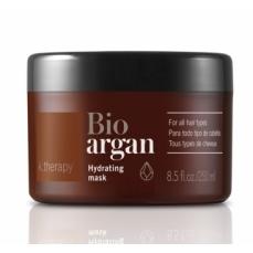 Bio argano drėkinamoji kaukė plaukams Lakme k.therapy 250 ml