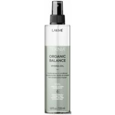Dvifazis purškiklis plaukams Lakme Teknia Organic Balance Hydra - Oil 200 ml