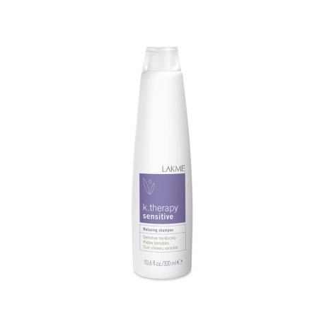 Šampūnas Lakme K.Therapy sensitive jautriai galvos odai 300 ml.