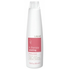 Šampūnas riebiems plaukams ir linkusiai pleiskanotis galvos odai, 300 ml