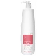 Lakme Šampūnas riebiems plaukams K.Therapy Peeling, 1000 ml