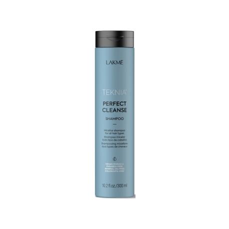 Valomasis šampūnas plaukams Lakme Teknia Perfect Cleanse Shampoo 300 ml