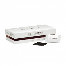 ESTHECHOC JUODASIS ŠOKOLADAS maisto papildas odos priežiūrai, 7,5 g x 21 vnt.
