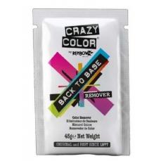 Crazy Color Plaukų dažų spalvos išemėjas Back To Base Color Remover