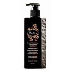 Saphira Drėkinamasis šampūnas plaukams Keratin Moisturizing Shampoo, 1000 ml