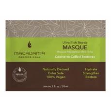 Macadamia Ypač drėkinanti kaukė sausiems, pažeistiems plaukams, Ultra Rich Repair Masque, 30 ml