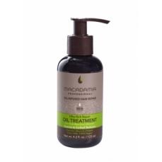 Macadamia Intensyvaus poveikio drėkinamasis aliejus plaukams Ultra Rich Repair Oil Treatment, 125 ml