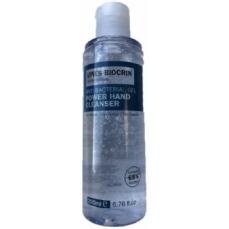 Alkoholinė dezinfekavimo priemonė rankoms Vines Biocrin Anti Bacterial Gel Power Hand Cleanser 200 ml