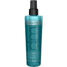 Dvifazis, giliai plaukus drėkinantis, nenuplaunamas kondicionierius Osmo Dual Action Miracle Repair 250 ml