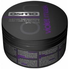 Geltonumą neutralizuojanti kaukė Osmo Silverising Violet Mask 100 ml