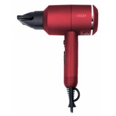 Plaukų džiovintuvas OSOM 2000 W, dviejų greičių, raudonos spalvos