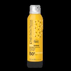 Apsauginis purškalas nuo saulės SPF 50+ (skaidri spalva), 150 ml