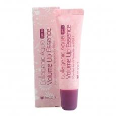Lūpas putlinanti priemonė Mizon Collagenic Aqua Volume Lip Essence su kolagenu, SPF 10, 10 ml