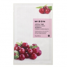 Veido kaukė Mizon Joyful Time Essence Mask Acerola su Acerola vyšniomis, 23 g