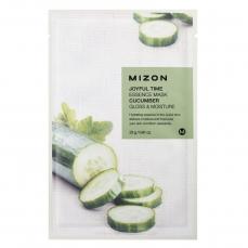 Veido kaukė Mizon Joyful Time Essence Mask Cucumber su agurkais, 23 g