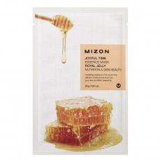 Veido kaukė Mizon Joyful Time Essence Mask Royal Jelly, su bičių pikiu, 23 g