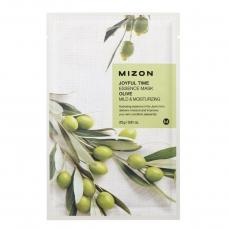 Veido kaukė Mizon Joyful Time Essence Mask Olive su alyvuogėmis, 23 g.