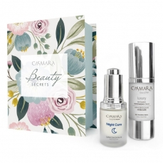 Rinkinys Casmara Luxury Beauty Secrets Set Revitalizing Face Cream + Night Cure Super Concentrate 2020