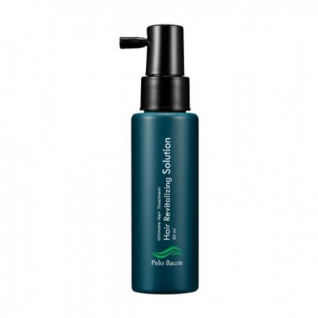 PELO BAUM Koncentratas slenkantiems plaukams PELO BAUM, 60 ml