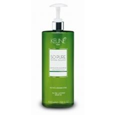 Keune SO PURE Šampūnas nuo pleiskanų, 1 L