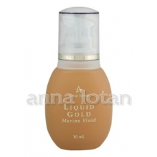 Anna Lotan Liquid Gold Marine Fluid serumas, 30ml