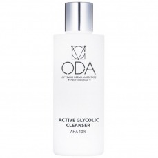 ODA ACTIVE CLEANSER WITH GLYCOLIC ACID, 10% 200ML