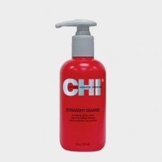 CHI Straight Guard tiesinamasis kremas plaukams, 251 ml