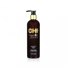 CHI Šampūnas su argano ir moringų aliejumi 355ml
