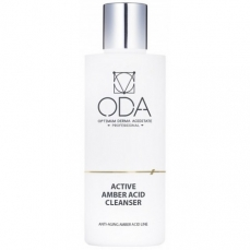 ODA ACTIVE CLEANSER WITH AMBER ACID 200 ML