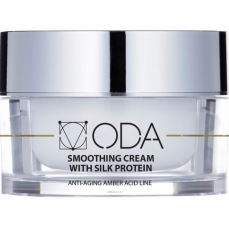 SMOOTHING CREAM WITH SILK PROTEIN 50 ML