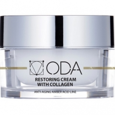 RESTORING CREAM WITH COLLAGEN 50 ML