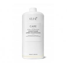 Keune Sausų, pažeistų plaukų kondicionierius VITAL NUTRITION 1000 ml