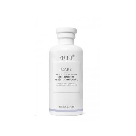 Keune CARE kondicionierius, didinantis plaukų apimtį ABSOLUTE VOLUME 250ml