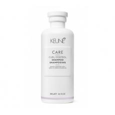 Keune CARE šampūnas minkštoms ir paklusnioms garbanoms CURL CONTROL 300ml