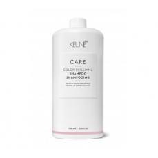 Keune CARE šampūnas plaukų spalvos apsaugai COLOR BRILLIANZ 1000ml