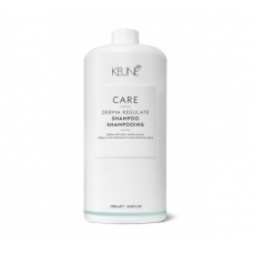 Keune CARE šampūnas riebaluotis linkusiems plaukams DERMA REGULATE 1000ml