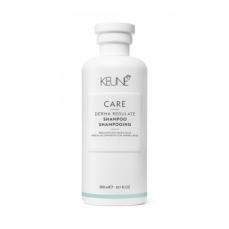 Keune CARE šampūnas riebaluotis linkusiems plaukams DERMA REGULATE 300ml