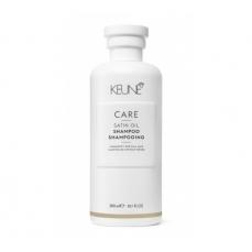 Keune CARE šampūnas sausiems, porėtiems plaukams SATIN OIL 300ml
