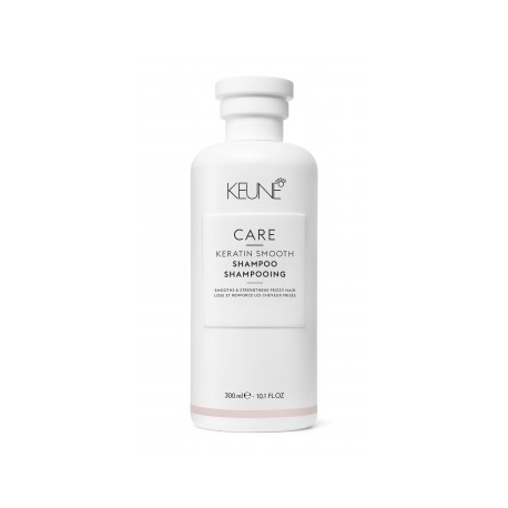 Keune CARE šampūnas su keratinu KERATIN SMOOTH 300ml