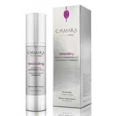 Casmara Renovating Regenerating Moisturizing Cream /Atkuriamasis, drėkinamasis veido odos kremas nuo raukšlių, 50 ml