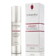 Casmara Antioxidant Balancing Moisturizing Cream /Drėkinamasis veido kremas, antioksidacinis, su Goji uogų ekstraktu, 50 ml